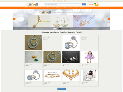 E-commerce Shop Portal